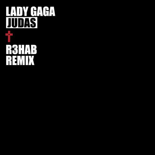 lady gaga judas artwork. Lady Gaga – Judas (R3hab Remix